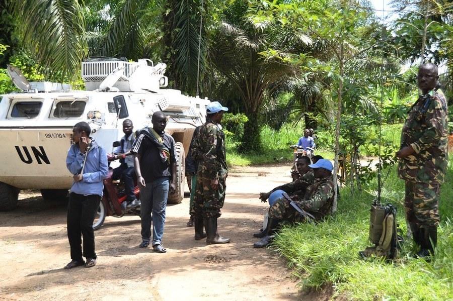剛果爆大規模襲擊 聯合國維和人員14死53傷