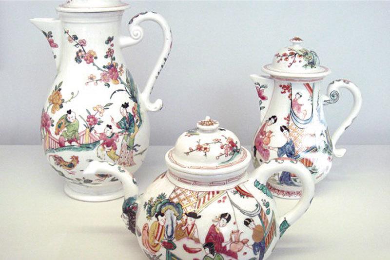 中國瓷器在歐洲掀風潮