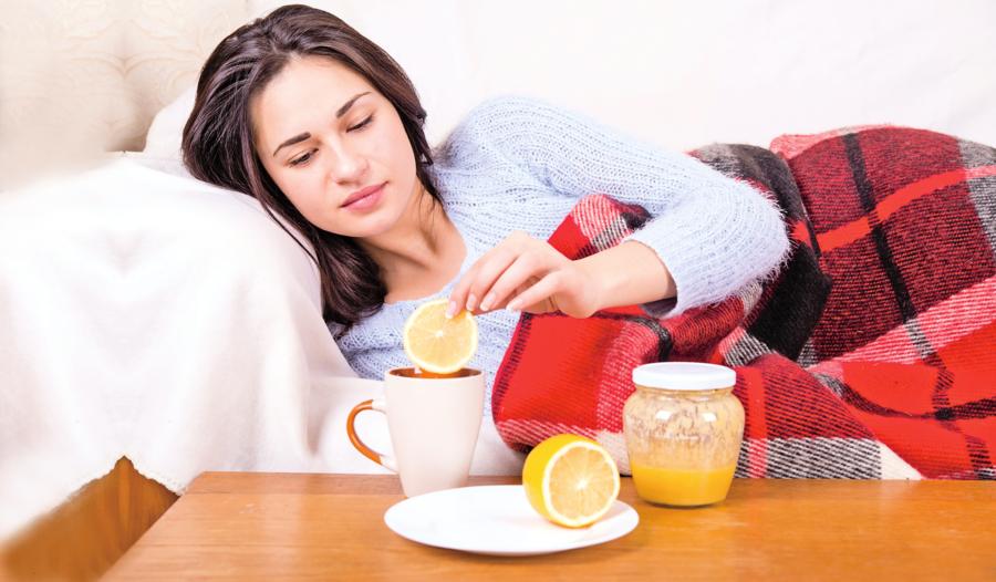 感冒、流感和過敏有什麼不同?一張圖告訴你