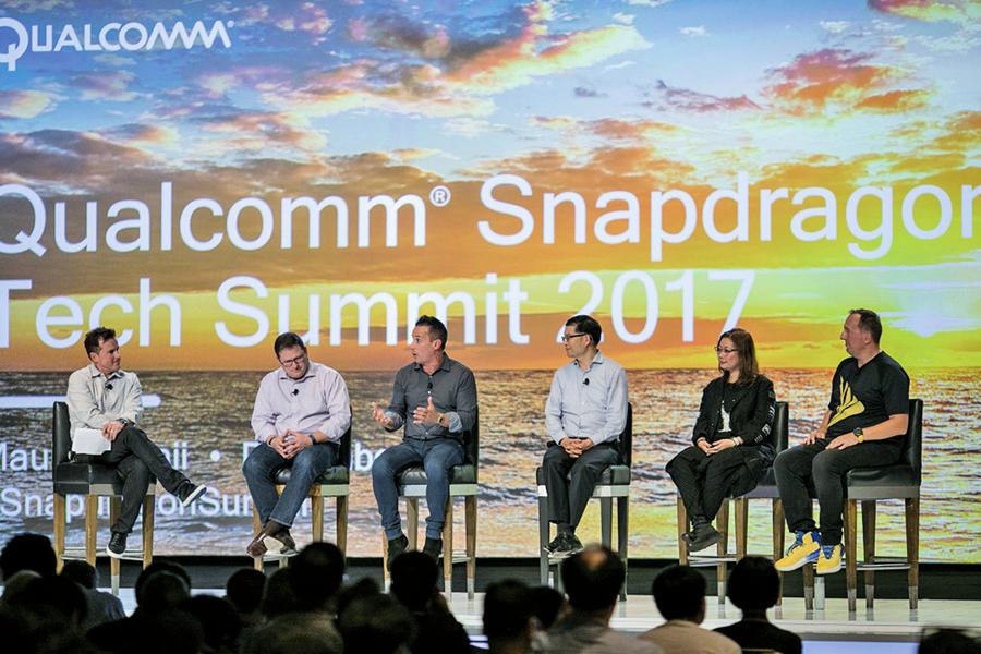 高通驍龍論壇發佈驍龍芯片PC AMD與高通合作 挑戰Intel壟斷地位