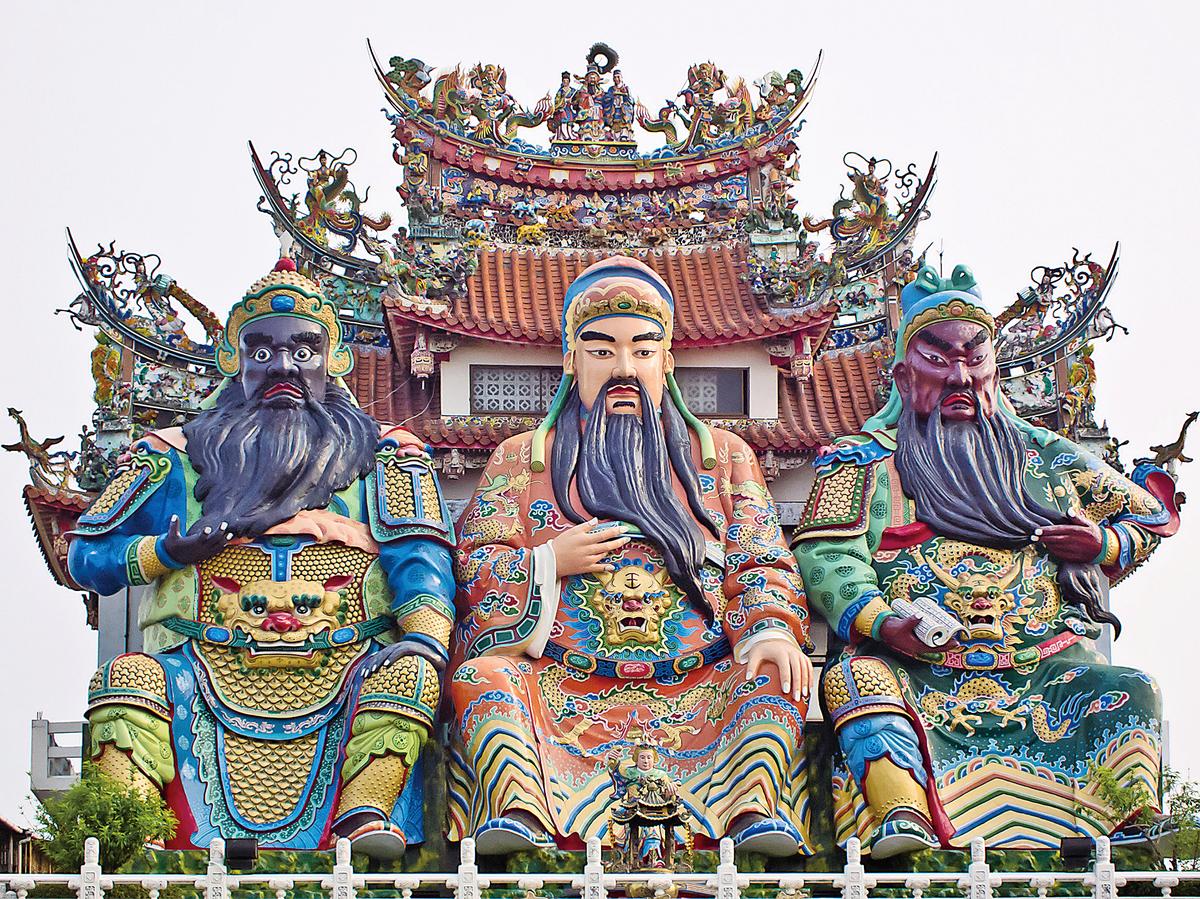 《三國演義》譜寫一段段交織忠義、信義、情義、道義的慷慨壯歌(王嘉益/大紀元)