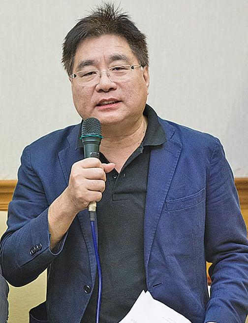 台灣關懷中國人權聯盟理事長楊憲宏指出,全球法輪功學員很努力提供名單給美國政府,所以迫害法輪功人士的資料應特別完整。 (大紀元資料圖片)