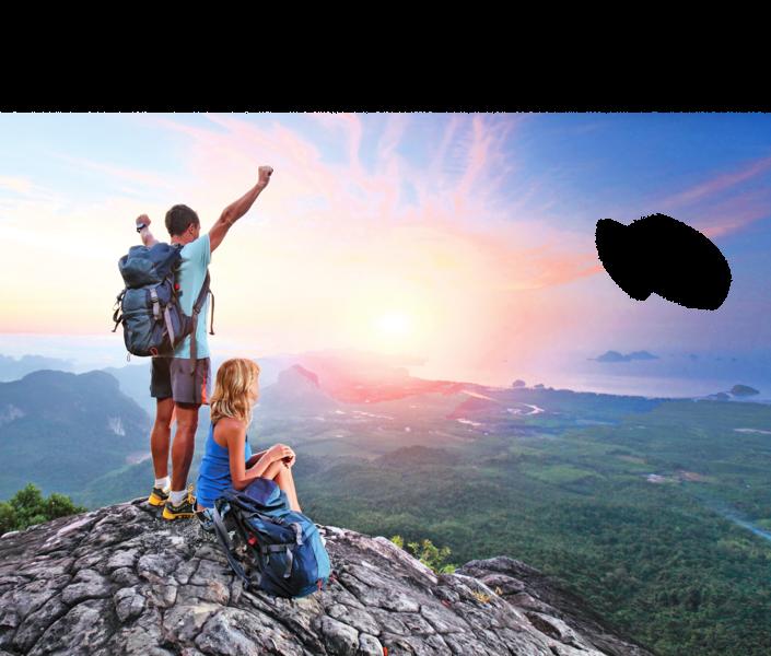 【浮生行吟】讀史與登山