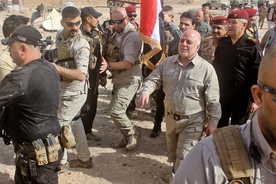 伊拉克實現夢想收復所有領土