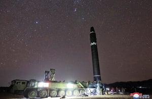 朝核危機北京分頭訪美俄