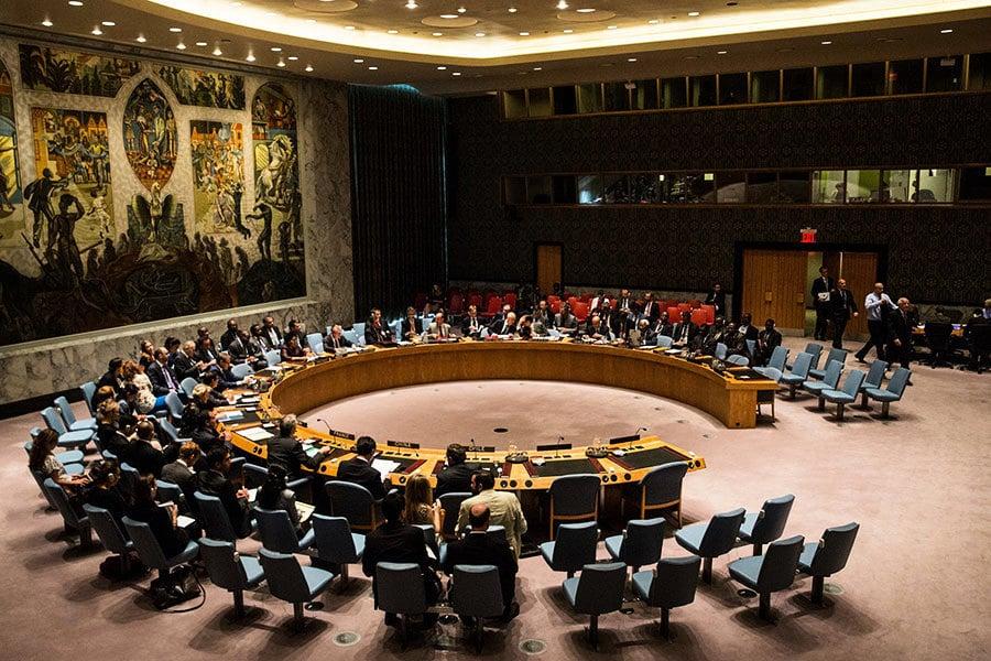 聯合國史上最強對朝制裁 49對象列入黑名單
