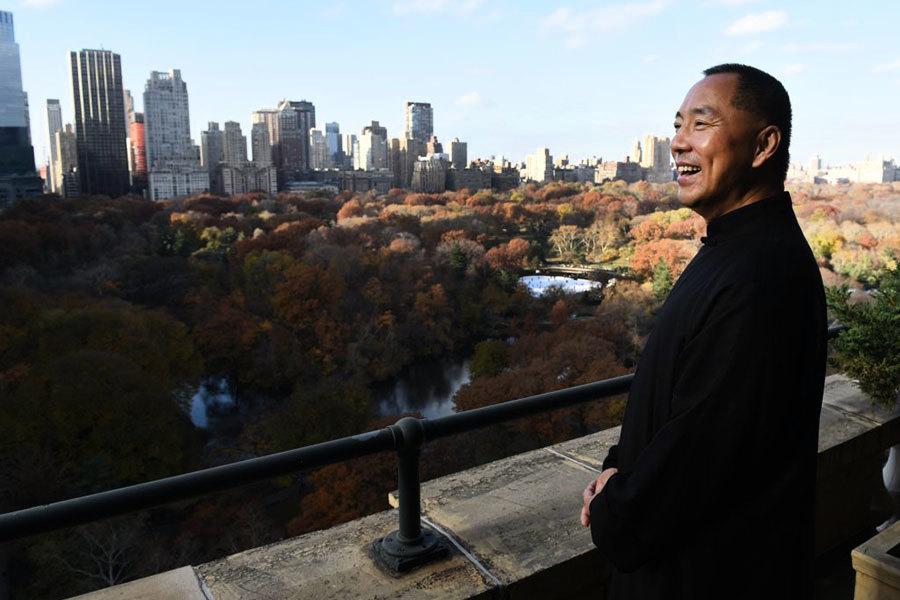 郭文貴接受外媒採訪 稱三年內推翻中共政權
