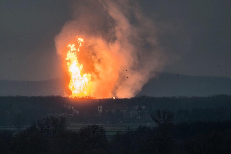 奧地利天然氣爆炸 歐洲價飆升 意大利急了