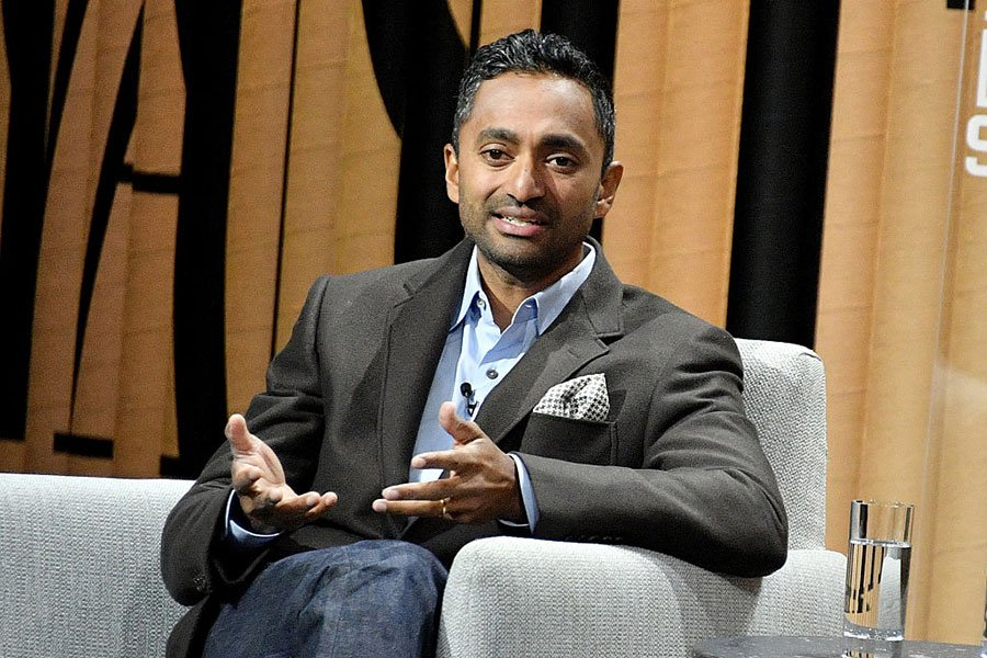前Facebook公司高管查馬特・帕利阿皮蒂亞(Chamath Palihapitiya)。(Mike Windle/Getty Images for Vanity Fair)