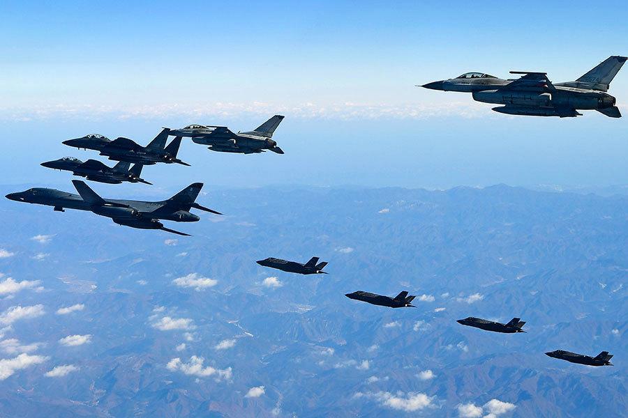 應對中俄挑戰 美空軍增員增裝備以確保領先