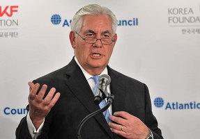 南北韓兩年來首次會談 蒂勒森:美國策略奏效