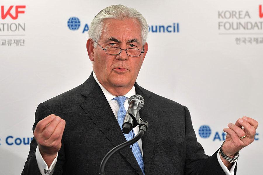 【新聞看點】中美就北韓可能開戰達成協議