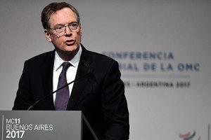 美回覆中方磋商要求:鋼鋁稅非世貿保障措施