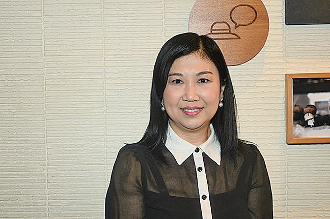 香港註冊中醫師彭明慧。