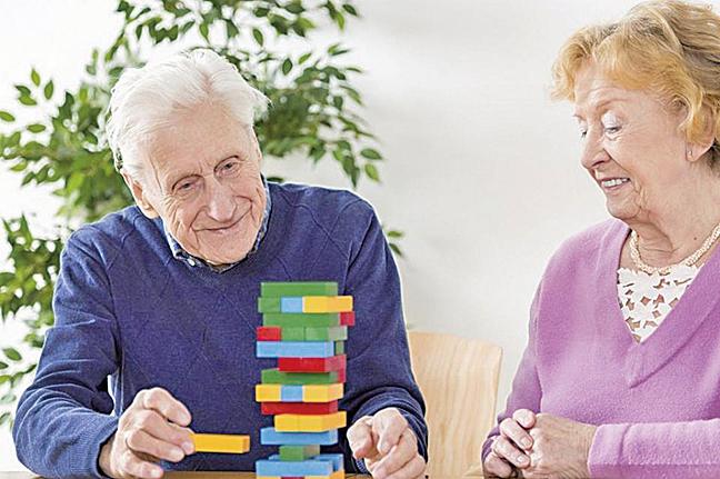 「超級老人」保持大腦年輕態 的五個方法