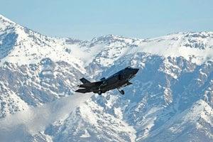 美F-35閃電II新配秘密武器 可追蹤目標轟炸