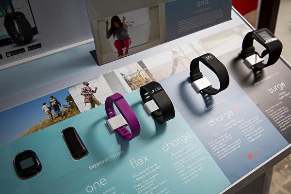 近年來市場上各種穿戴裝置越來越多,其中包括手錶、手環、耳機等智能腕帶式裝置的銷售量呈逐年增加趨勢。(Getty Images)