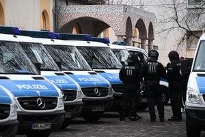 德國警方大搜捕IS疑犯 多人被捕