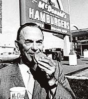 52歲窮困潦倒  70歲世界首富 麥當勞創始人之一 克洛克的故事(上)