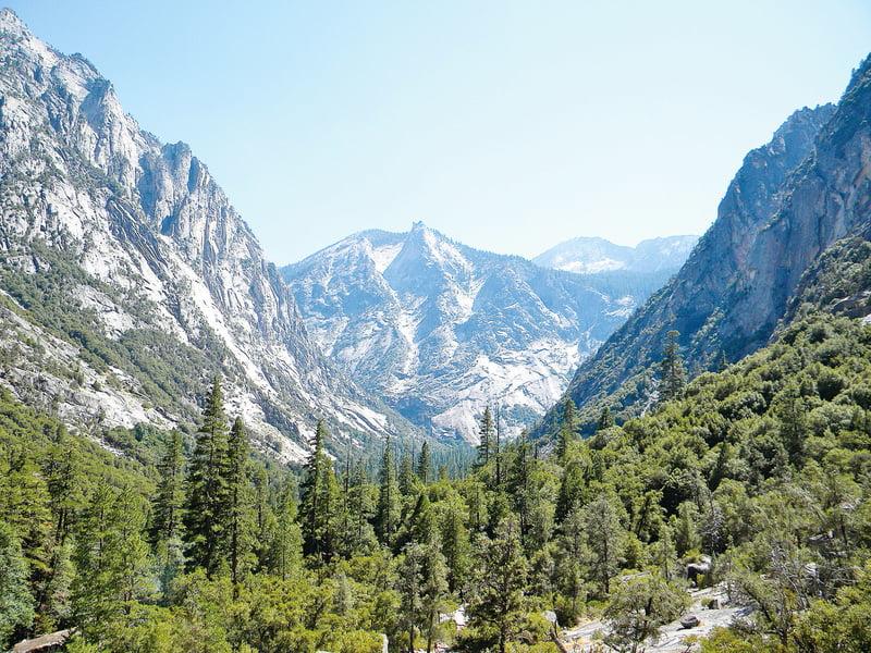 自然的召喚 ──加州九大國家公園(下)