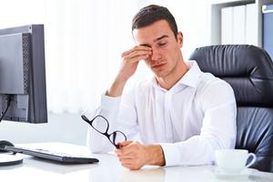 乾眼症恐惡化心理健康