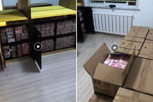 遼寧居民樓驚現二億元鈔票 燒壞三部驗鈔機