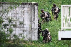 模擬潛入北韓並摧毀核武 美韓實施演習