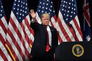 美國真正的威脅是誰?特朗普國安戰略瞄準中共