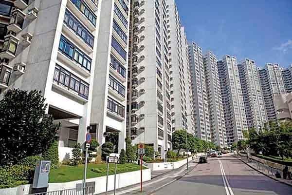 香港樓宇供應增加。(大紀元圖片庫)