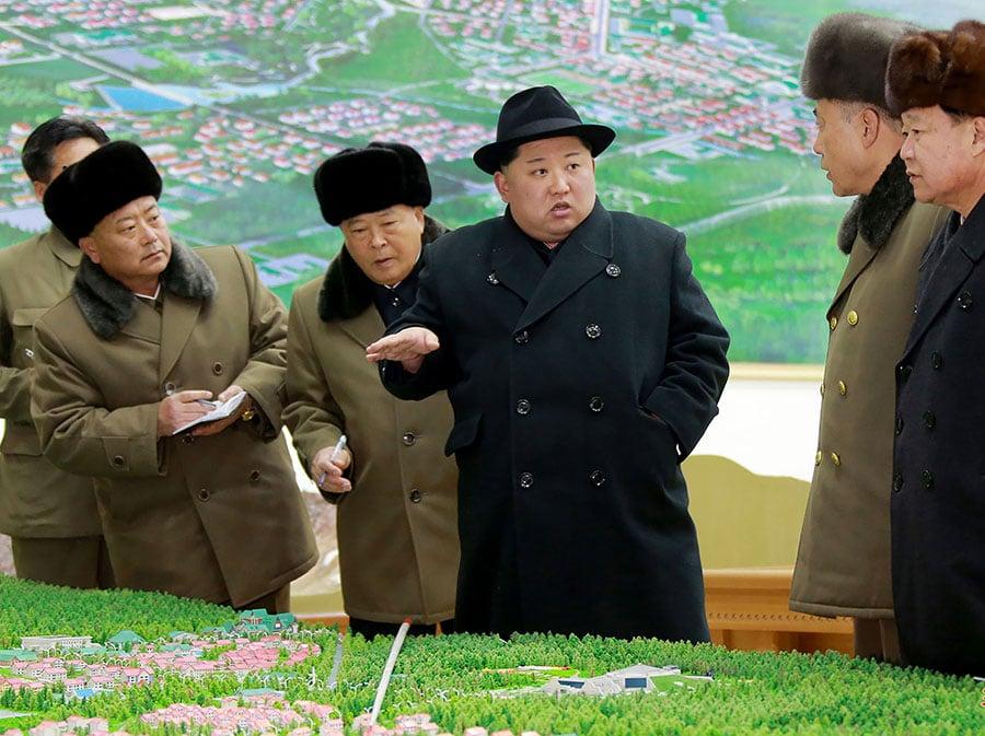 北韓不斷進行導彈及核測試,無疑是目前外交危機最嚴重的地方。(AFP/Getty Images)