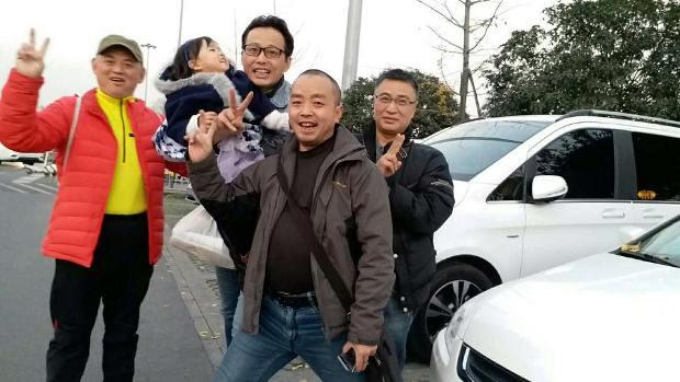 華湧離開北京看守所 被強加罪名背後有故事