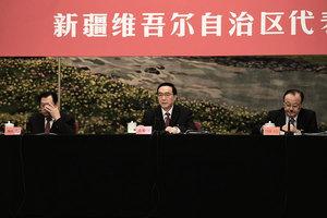 周曉輝:陳全國如此治理新疆 向習核心看齊?