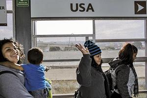 美接納全球19%移民約五千萬人