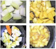 【輕鬆家常菜】蠔油燜冬瓜
