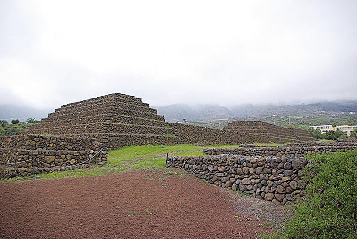 瑰瑪金字塔。(網絡圖片)