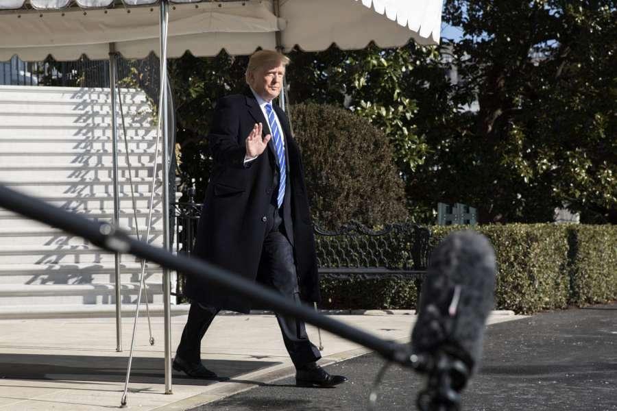罕見讚特朗普打敗IS 紐時專欄:媒體欠總統公道