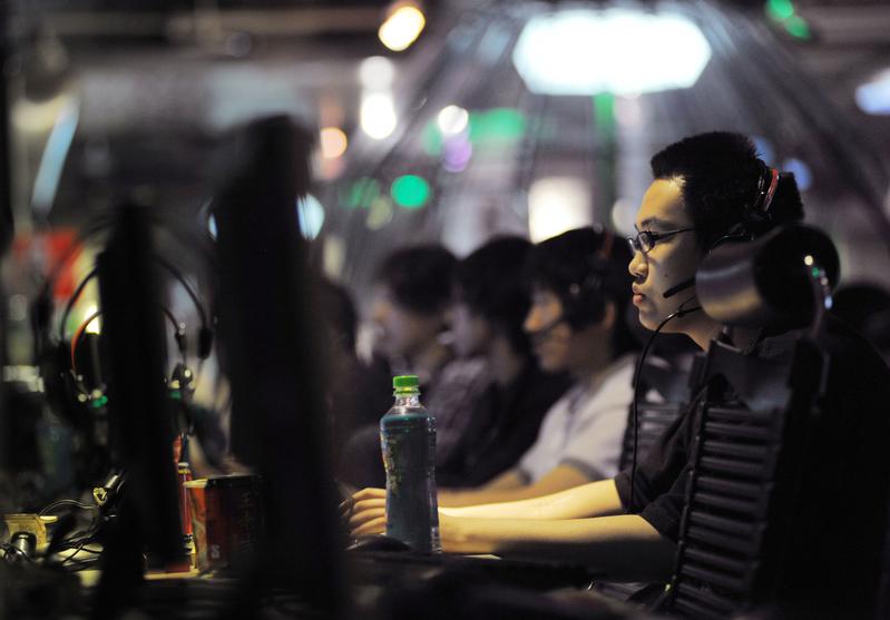 中共再次加強了它的長城防火牆,這一次打壓是針對私人虛擬網絡(VPN),這種工具允許用戶看到被屏蔽的網站。(AFP)