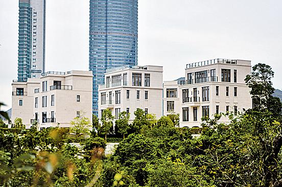 Mount Nicholson的10樓C室再以天價每呎11.6萬元成交。(大紀元資料圖片)