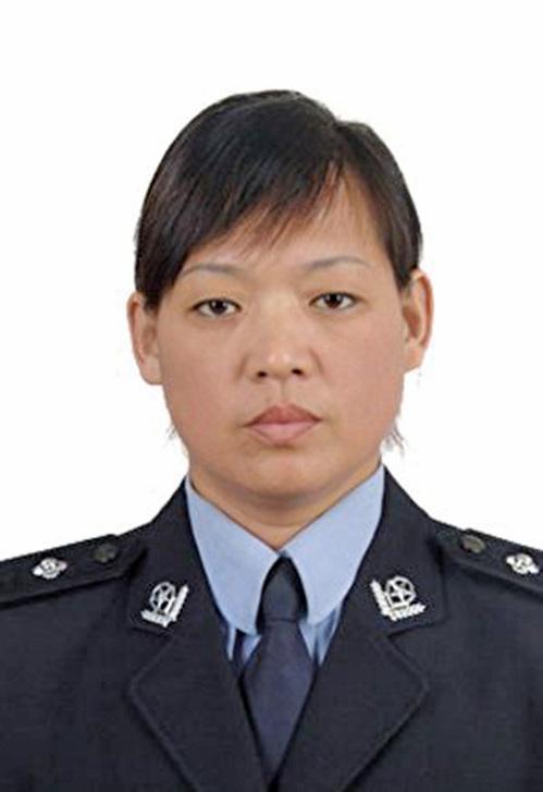 崔會芳,佳木斯市勞動教養管理所退休警察,現修煉法輪功。(明慧網)