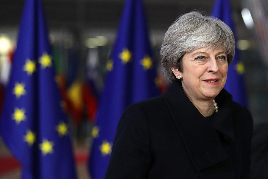 脫歐談判新年後進入下一階段,英國首相文翠珊希望與英國達成「量身定做」的協議。(Dan Kitwood/Getty Images)