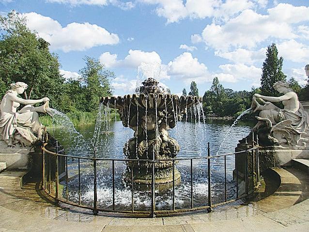 海德公園。(pixabay)