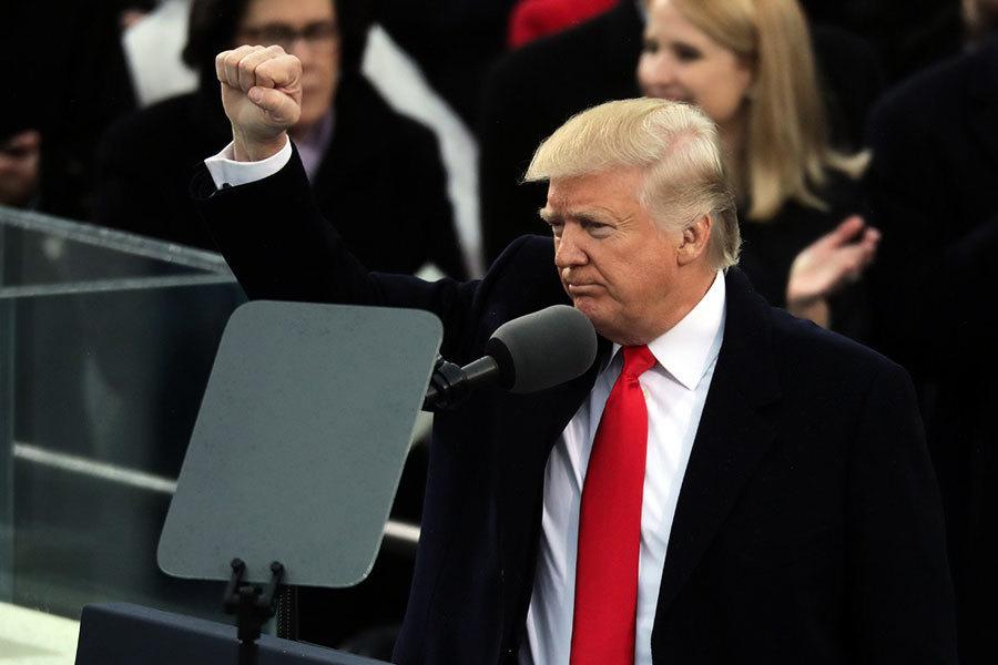 【年終回顧】2017特朗普重塑國際格局十件事