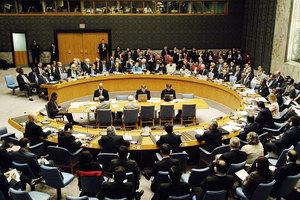 安理會最新制裁或擊中北韓要害 中方暗示支持