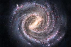 銀河系中心驚現神祕「絲線」 來源不明