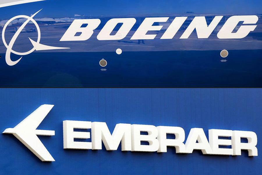 波音有意收購巴西航空巨頭Embraer