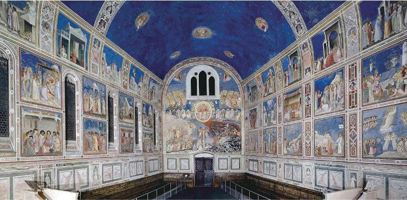 意大利教堂壁畫上的中國元素(上)