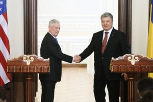 特朗普簽署對烏克蘭軍售 首列入反坦克導彈
