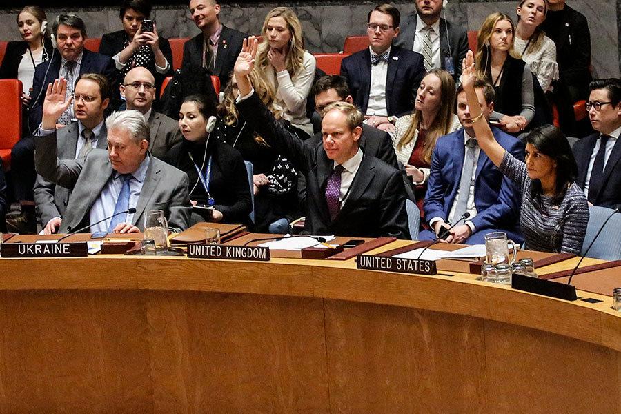 安理會最新嚴厲制裁 北韓對美及支持者叫囂