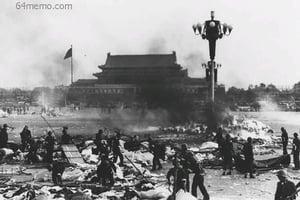 歐美暗中觀察:中共六四鎮壓洩「軍事無能」