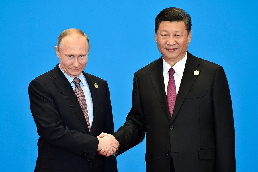 美媒評中俄關係:貌似友好 裂痕擴大
